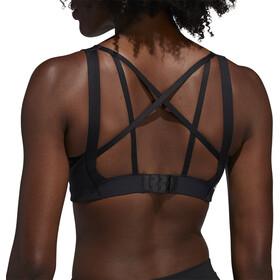 adidas SFI ALPHA Sujetador Deportivo Mujer, negro